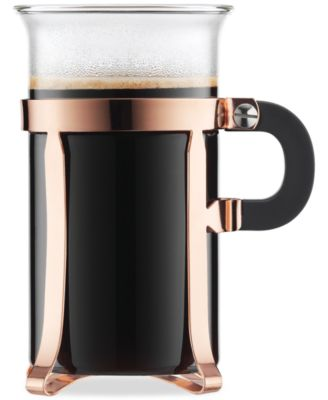 Bodum Chambord Classic Copper 2-Pc. Set 10 Oz. Glasses