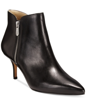 Adrienne Vittadini Senji Booties Women's Shoes
