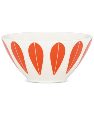 Dansk The Burbs Collection Melamine Marigold All-Purpose Bowl