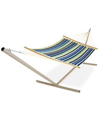 Quilted Fabric Hammock, Direct Ships for $9.95
