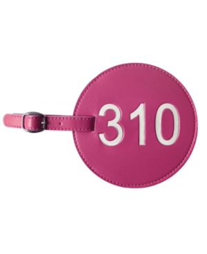 Area Code Luggage Tag 310