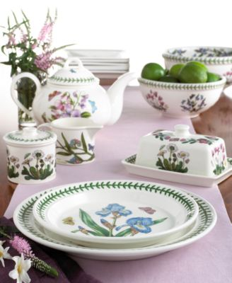 Portmeirion Dinnerware, Botanic Garden Oval Platter