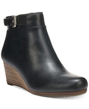 Dr. Scholl's Daina Wedge Booties Women's Shoes