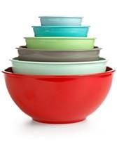 Martha Stewart Melamine Bowl Set