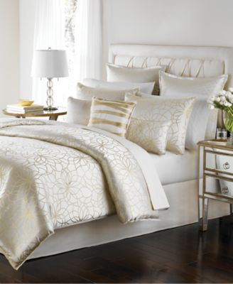 Martha Stewart Collection Radiant Day 9-Pc Queen Comforter Set