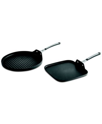 CLOSEOUT! Simply Calphalon Nonstick Grill & Griddle Set