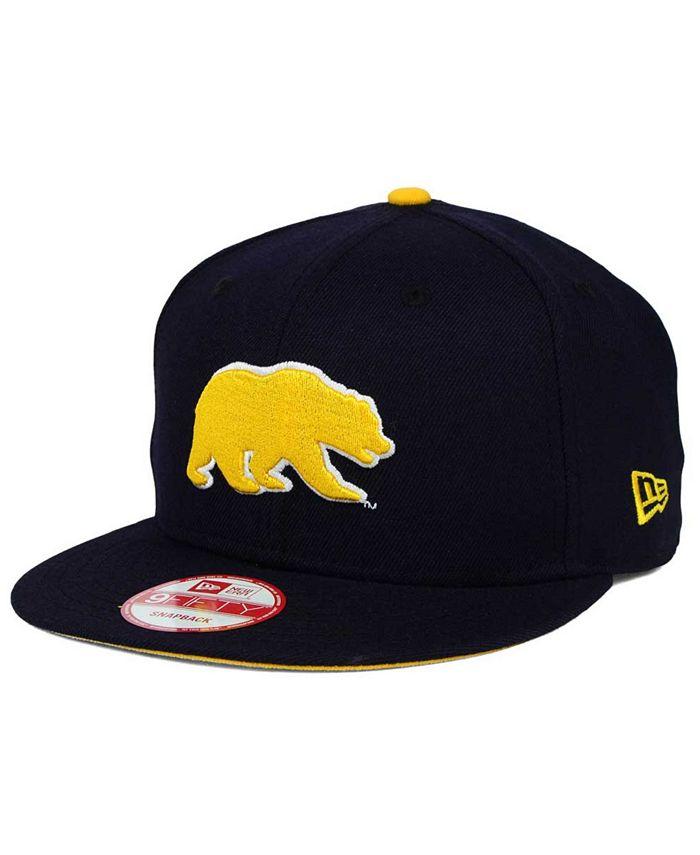 New Era - California Golden Bears Core 9FIFTY Snapback Cap