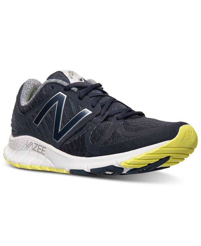 New Balance - Men's Vazee Rush Running Sneakers from Finish Line