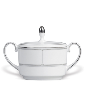 """The London Collection by Wedgwood """"Sloane Square"""" Sugar"""
