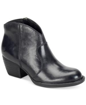 Born Michel Booties Women's Shoes