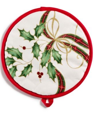 Lenox Holiday Nouveau Potholder