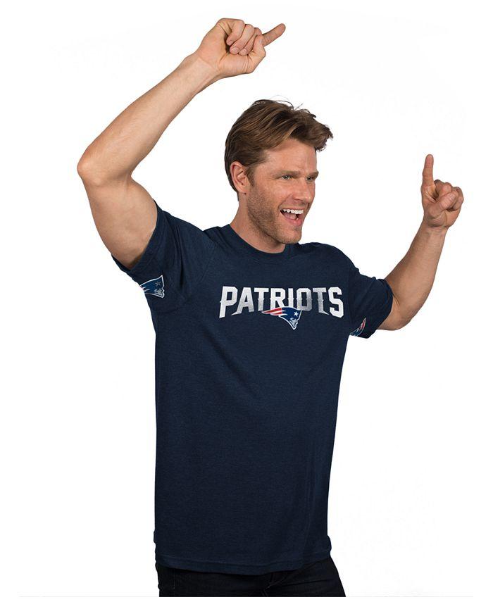 HANDS HIGH - Men's New England Patriots Blowout T-Shirt