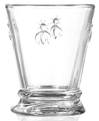 La Roch®re Glassware, Set of 6 Napoleonic Bee Tumblers