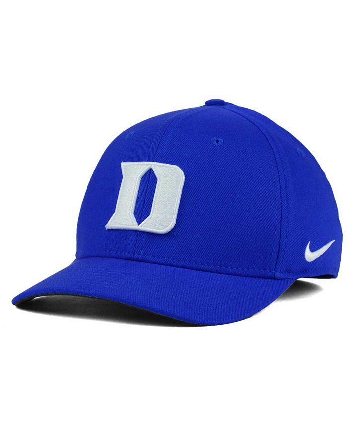 Nike - Duke Blue Devils Classic Swoosh Cap