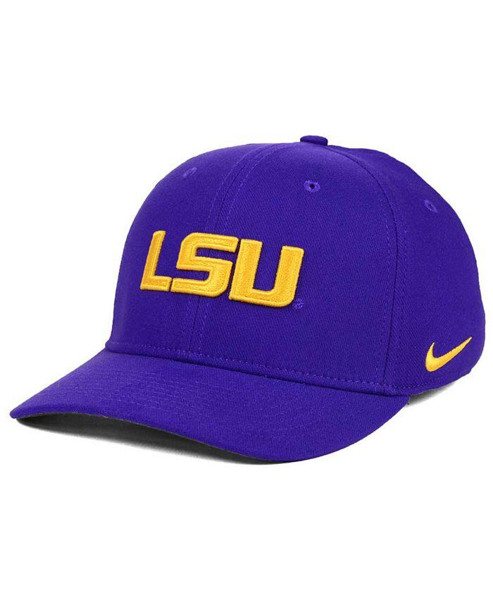 Nike - LSU Tigers Classic Swoosh Cap