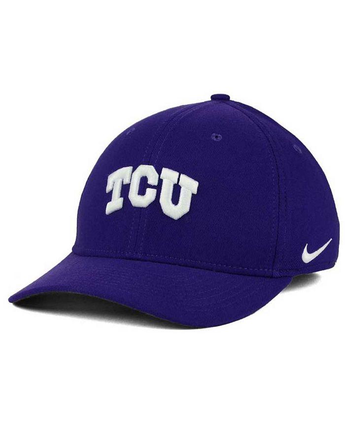 Nike - TCU Horned Frogs Classic Swoosh Cap