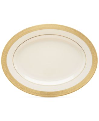 Lenox Westchester Collection Bone China Large Platter