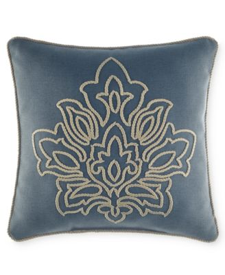 "Croscill Captain's Quarters 16"" Square Decorative Pillow"