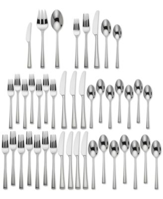 Dansk Bistro Cafe 43-Pc Set, Service for 8