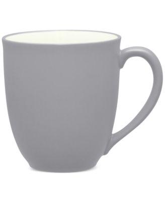 Noritake Colorwave Slate Stoneware Mug, A Macy's Exclusive Style