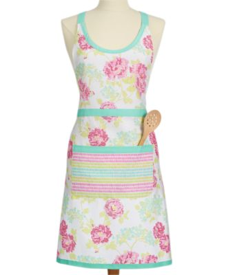 Martha Stewart Collection Whim Pixel Perfect Apron, Only at Macy's