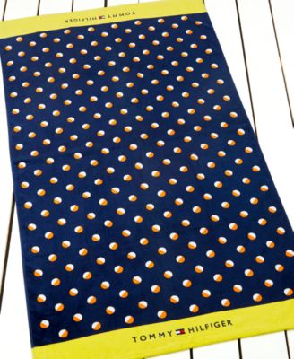 Tommy Hilfiger Waikiki Moonlight Beach Towel