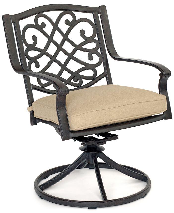 Furniture - Park Gate Outdoor Swivel Rocker
