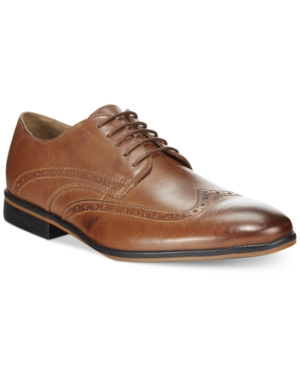 Bostonian Gellar Wing Tip Lace Up Shoes Men's Shoes
