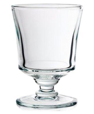 La Roch®re Glassware, Set of 6 Jacques Coeur Goblets