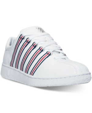 K-Swiss Men's Classic Ul Webbing Casual Sneakers from Finish Line