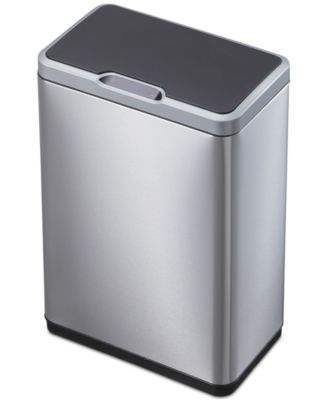 Household Essentials 50L Mirage Sensor Trash Can