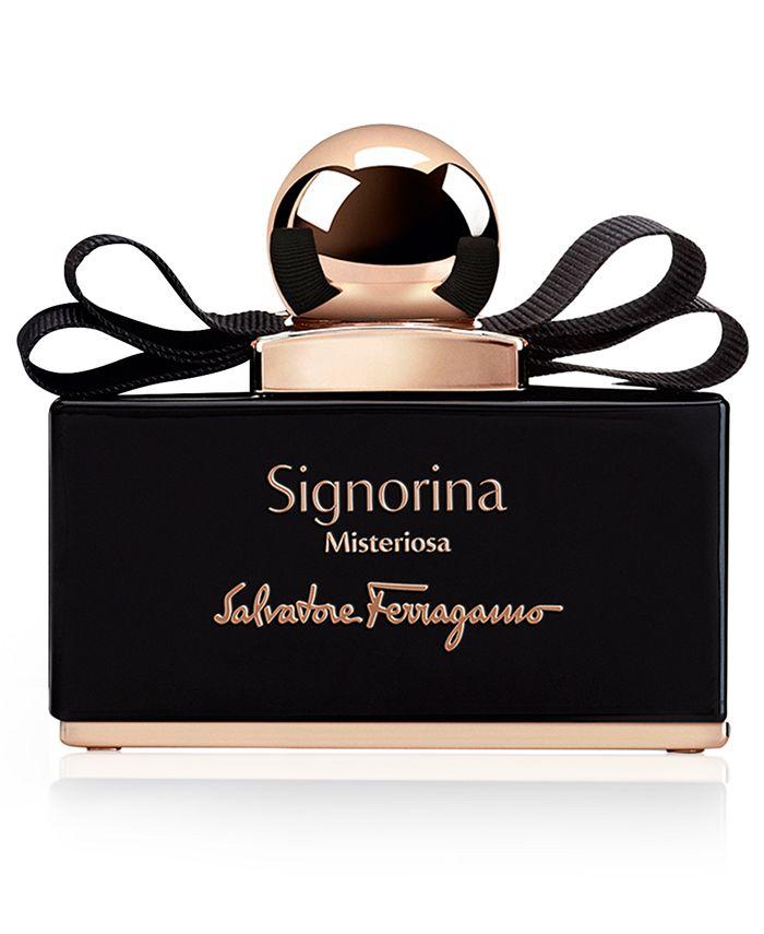Salvatore Ferragamo - Signorina Misteriosa Eau de Parfum, 1.7 oz