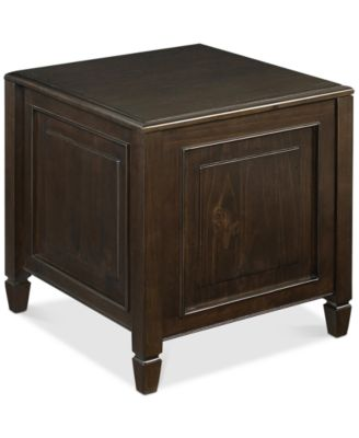 Barker End Side Table with Tray, Direct Ships for $9.95!