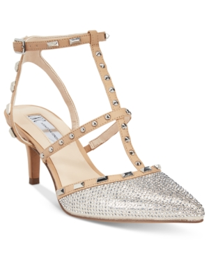 Inc International Concepts Carma Evening Kitten Heel Pumps, Only at Macy's Women's Shoes