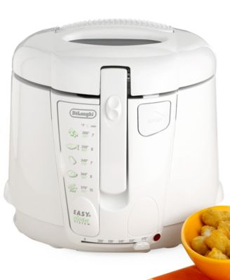 De'Longhi D677UX Deep Fryer, Cool Touch