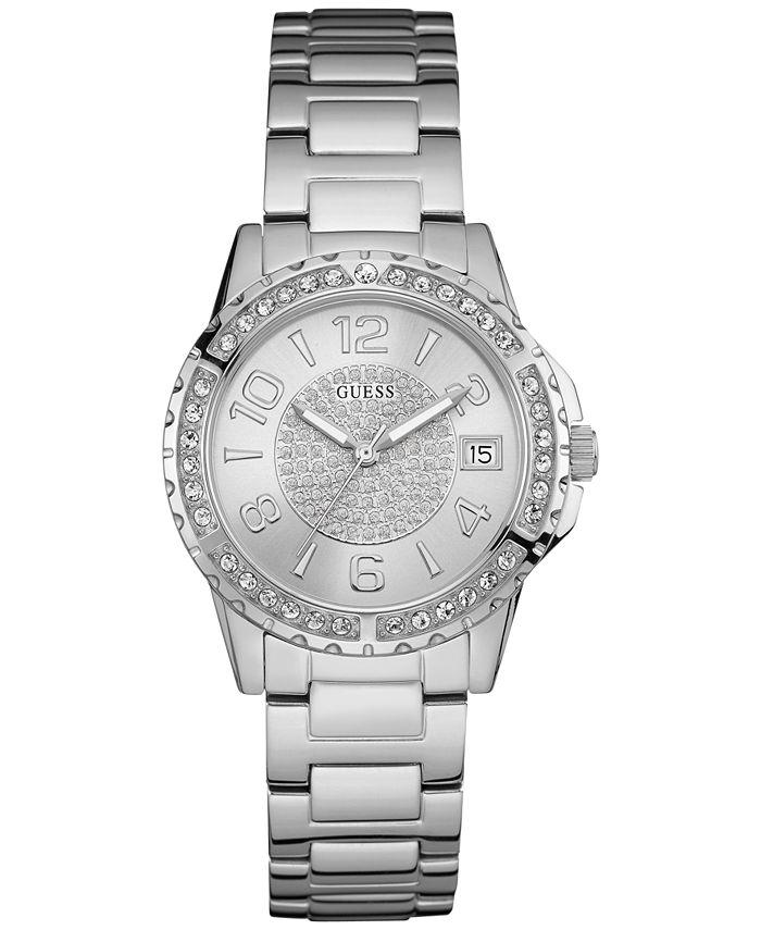 GUESS - Women's Stainless Steel Bracelet Watch 36mm U0779L1