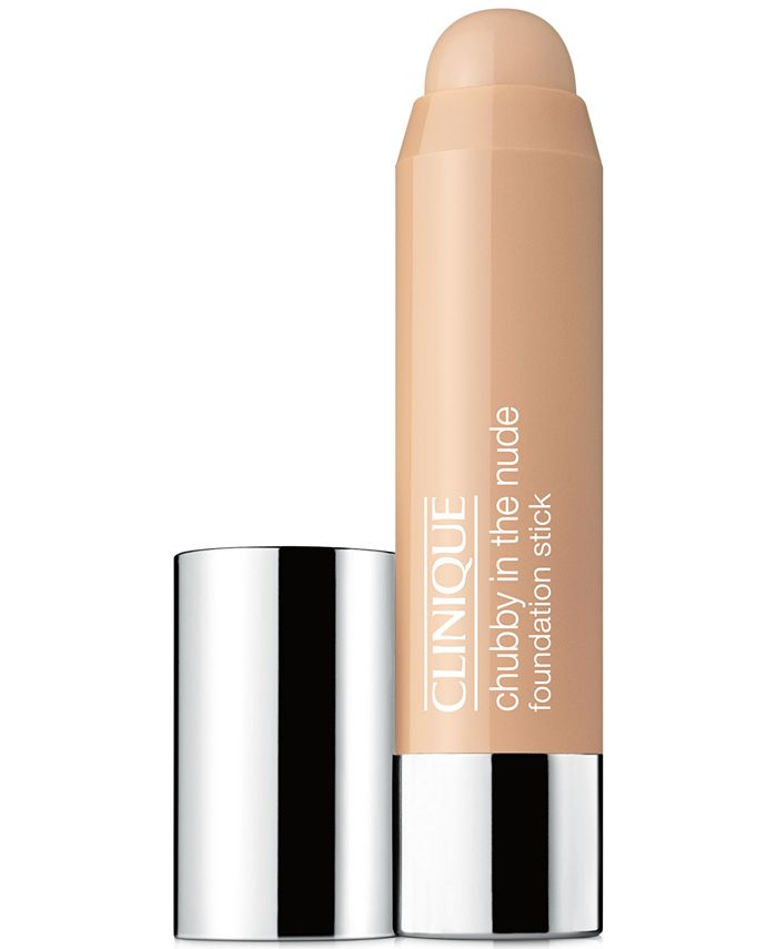 Clinique - Chubby in the Nude Foundation Stick, 0.21 oz.
