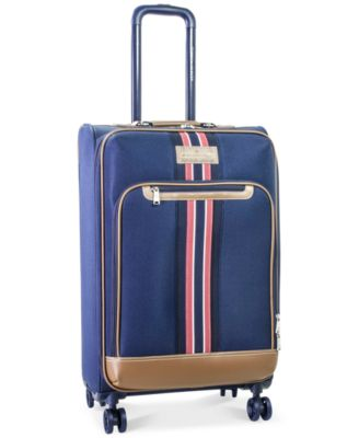 "Tommy Hilfiger Freeport 25"" Expandable Spinner Suitcase, Only at Macy's"