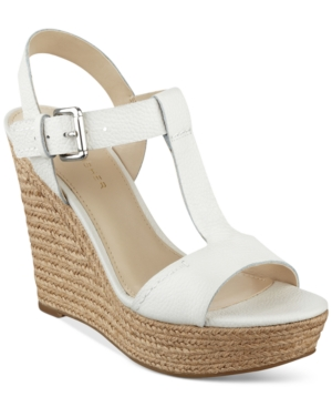 Marc Fisher Harlei Wedge Sandals Women's Shoes