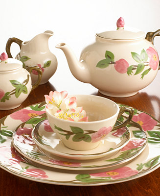 Franciscan Dinnerware Desert Rose Collection Casual
