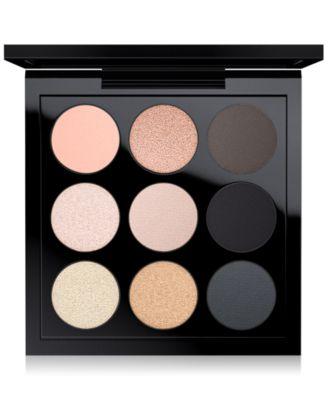 MAC Eye Shadow Palette, Smoky Metallic x 9, Only at Macy's