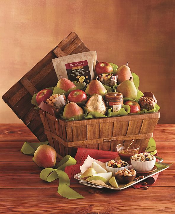 Harry & David  Deluxe Orchard Gift Basket