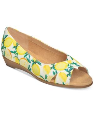 Aerosoles Silver Platter Flats Women's Shoes
