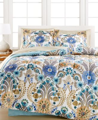 Cole 8-Pc. Queen Bedding Ensemble