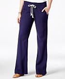 Roxy Juniors Oceanside Drawstring-Waist Soft Pants Only at Macys