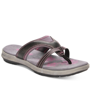 Bearpaw Kathryn Slide Tech Flat Sandals Women's Shoes