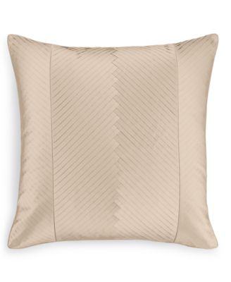Hotel Collection Dimensions Champagne European Sham, Only at Macy's