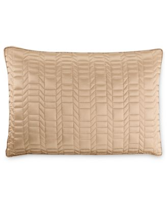 Hotel Collection Onyx Quilted King Sham, Only at Macy's