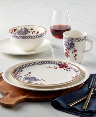 Artesano Provencal Lavender Collection Porcelain Bread & Butter Plate