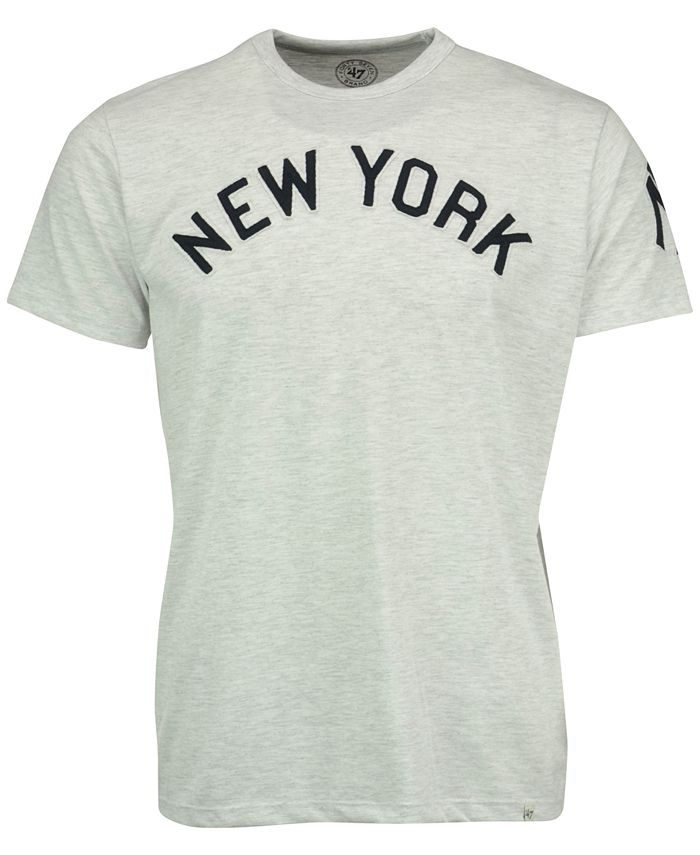 '47 Brand - Men's New York Yankees Game Break Quarter-Zip Pullover